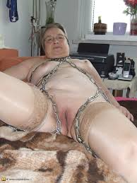 Mature Magazine Kinky Mama Loving To Get Tied Up Mature Magazine.