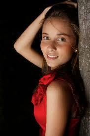 Non-nude young teen model