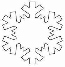 large templates free printable snowflake templates large small stencil patterns
