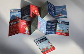 Mini Brochure Design Leaflet Card Design For Mini Brochure Profile Design