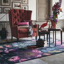 medium size of pink fl area rug new rugs purple awful madeline weinrib of for