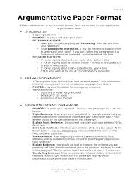 Argument Essay Examples Mla Format Compare And Contrast Essay