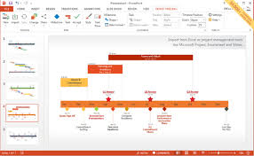 Powerpoint Office Timeline Office Timeline Software 2019 Reviews Pricing Demo