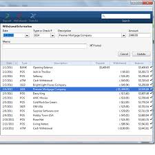 Checkbook Programs For Windows 10 My Checkbook Software Makes It Easier Than Ever To Track Your