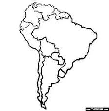 North America Drawing At Getdrawings Com Free For Personal Use