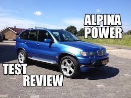 BMW 3 Series bmw x5 2003 review : 2001 BMW X5 4.6IS E53 Alpina Power Review Test JMSpeedshop ! - YouTube
