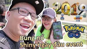 Bùng nổ số lượng Shiny trong ngày đầu Community Day tháng 12 Pokemon GO -  YouTube