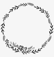 circle border design png clip art