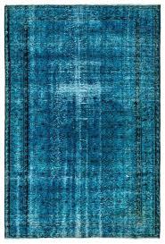 overdyed blue rug blue rug blue area rug blue wool rug blue rug nuloom traditional vintage overdyed blue rug blue wool