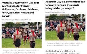 Premier daniel andrews confirmed the state will enter the lockdown at 11.59pm tonight. Abc News Slammed Over Invasion Day Label 7news Com Au