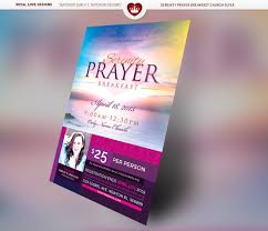 womens day flyer template flyer templates on creative market serenity prayer breakfast