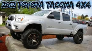 White Toyota Tacoma Lifted For Sale. Toyota Tundra Wheels And ...