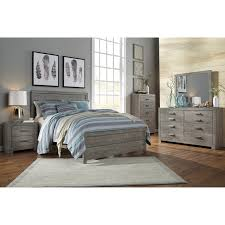 Signature Design by Ashley Culverbach Queen Bedroom Group - Item Number:  B070 Q Bedroom Group