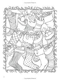 Free Printable Christmas Coloring Pages For Adults Only