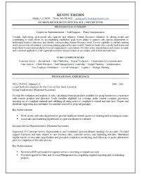 Entry Level Human Resources Resume Objective Human Resources Resume Objective Examples Foodcityme 65