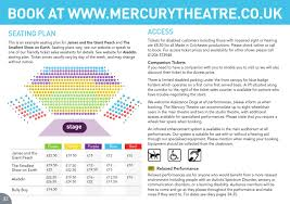 Whats On Guide Autumn Winter 2015 By Mercury Theatre