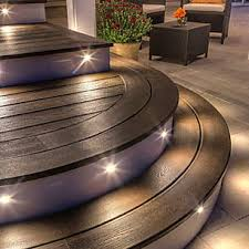 composite deck ideas. Lighting Composite Deck Ideas