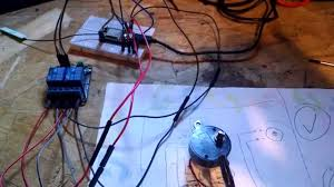 reverse polarity motor operation with spark core and 2 relay Reverse Polarity Contactor Wiring Diagram reverse polarity motor operation with spark core and 2 relay shield youtube Contactor Relay Wiring Diagram