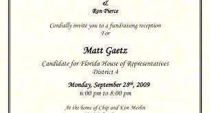 Meet And Greet Invitations Samples Political Invitation Template Political Campaign Plan Template Fresh