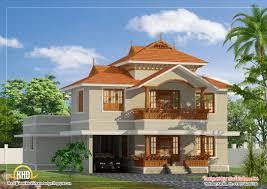 Small Picture Beautiful Kerala Style Duplex Home Design 2633 Sq Ft Kerala