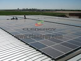 diy solar panel roof mount flat roof solar mounting system safe space
