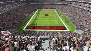 Raiders Stadium 3d Seating Chart Inside The New Nfl Stadium In Las Vegas Raiders