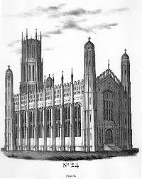 essay on gothic architecture by john henry hopkins this essay on gothic architecture by john henry hopkins 1836 this plate presents a