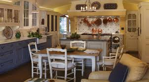 French Country Style Kitchens French Country Style Kitchen