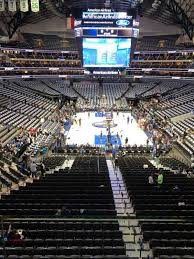 Aa Center Dallas Seating Chart Photos At American Airlines Center