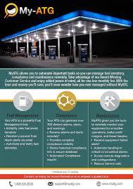 Modern Upmarket Gas Station Flyer Design For My Atg By Gfxtra