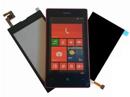 Nokia Lumia 520 Touch screen Glass, LCD ...
