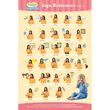 Asl Sign Chart Baby Signing Time Chart 1
