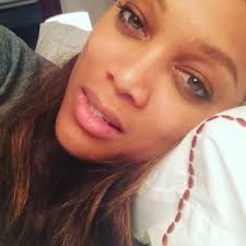 tyra banks without makeup 7