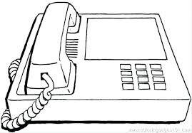 Cell Phone Coloring Page Altrementi Info
