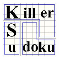 Killer Sudoku Combinations Chart Killsud Killer Sudoku Apprecs