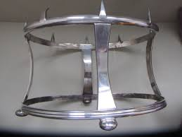 Ham Stands For Carving And Display C100 John Dixon Sons Silver Plate Meat Ham Etc Carving Stand 14