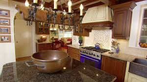 Spanish Colonial Kitchen Design