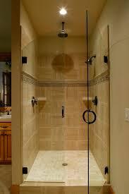 Remodeled Bathroom Showers Magnificent 48 Shower Door Installation Cost Replace Shower Door