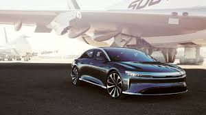 Lucid Air Launch Edition Prototype 4k ...
