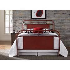 vintage metal bed frame. Interesting Frame Throughout Vintage Metal Bed Frame A