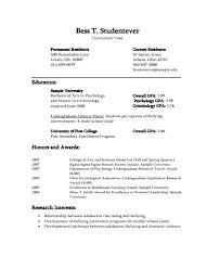 Resume Undergraduate Unique Undergraduate Resume Format Finance Resume Template Word Cover