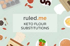 Keto Flour Substitutions Almond Coconut Or Chickpea Flour
