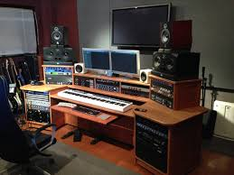 studio desk workstation audio desks the origin recording is