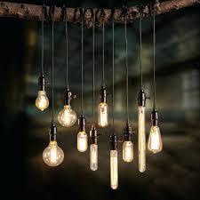 lightbulbs bare. Bare Light Bulb Chandelier Eimatco Lightbulbs