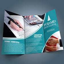 Fold Flyer Tri Fold And Half Fold Flyer