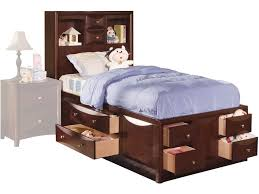Acme Furniture Youth Manhattan Full Bed with Storage F Hi