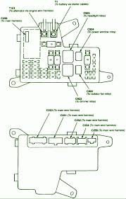 1997 honda accord headlight wiring diagram wiring diagram and hernes 2000 honda civic headlight wiring diagram and hernes