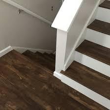 luxury vinyl plank on stairs luxury vinyl plank vinyl laying vinyl plank flooring on stairs