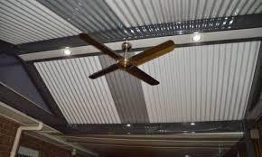 outdoor pergola lighting. LED Down Lights And Fans | Pergola - Verandah Patio Outdoor Lighting 8