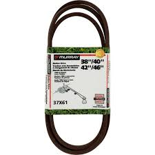 murray 38 40 42 and 46 riding mower motion drive belt 1989 murray 38 40 42 and 46 riding mower motion drive